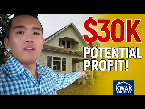Fix & Flip Project Tour! - $30k Potential Profit!