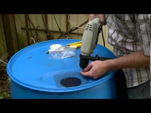 How to Build: A Rain Barrel