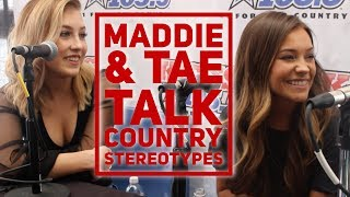 Maddie & Tae Talk Country Stereotypes and Their Latest Music