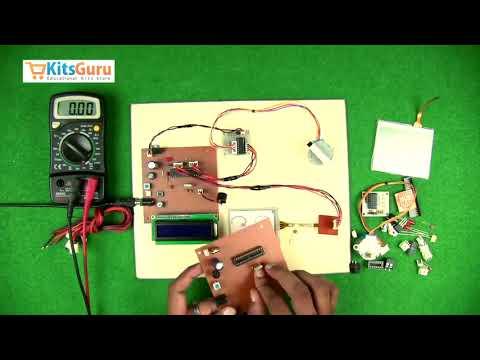 Stepper Motor Touch Control by KitsGuru.com | LGEC117 (HINDI)