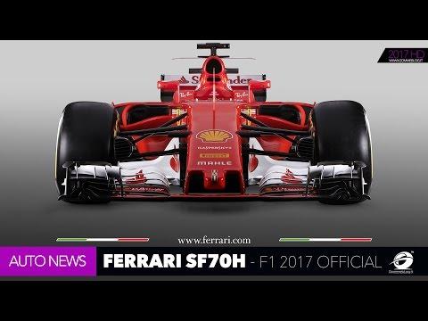 CAR FACTORY Ferrari F1 SF70H 2017 HOW IT'S MADE - HOW TO BUILT a F1