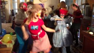 Harlem Shake - Anniversaire Enfants