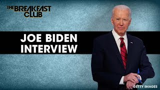 Joe Biden on Black Woman Running Mate, Democrats Taking Black Voters for Granted + Wiping Weed Crime