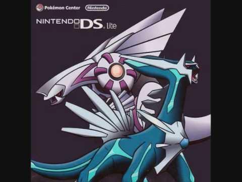 Pokemon Diamond and Pearl Music - Battle! Dialga Palkia