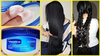 How to Use Vaseline for Extreme fast Hair Growth | Vaseline For Super Fast Hair Growth