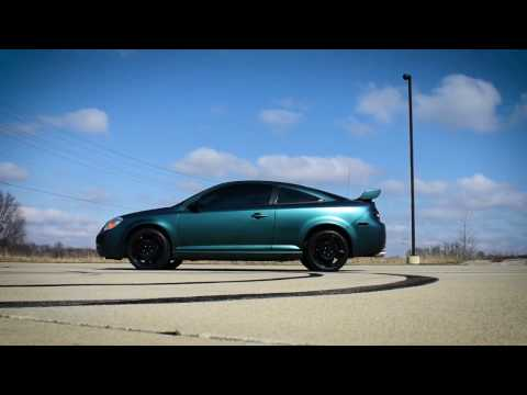 Liquid Wrapping a Car! - 2006 Chevrolet Cobalt SS | Color-Shift | Halo EFX |
