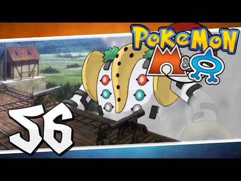 Pokémon Omega Ruby and Alpha Sapphire - Episode 56 | Regigigas!