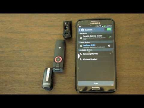 How To Connect: Use Pair Any Bluetooth Headset With Samsung Galaxy S6, S5, Note and Android Phones.