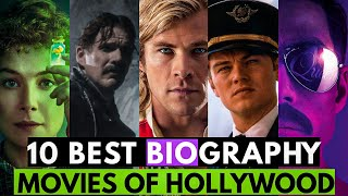 10 Best Biography Movies Of Hollywood | Best Hollywood Biography Movies In On Youtube In Hindi