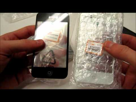 Fixing an iPhone LCD or Glass Digitizer Screen(3g 3gs)