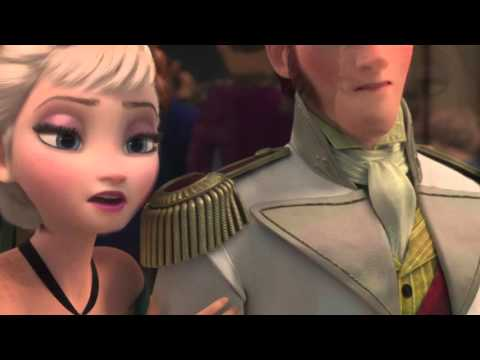 Anna and Elsa (exchange bodies) TEST!
