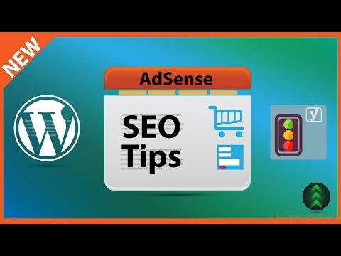 Google AdSense SEO Tips