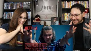 Stranger Things 3 - Final Trailer Reaction / Review