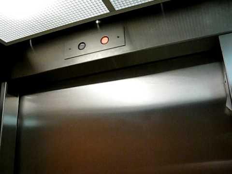 Eastern Hydraulic Elevator at Federal Building