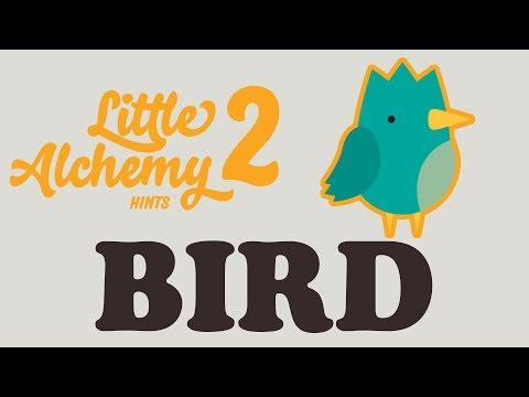 Little Alchemy 2 Walkthrough #14 - How to make BIRD - Droid Morning