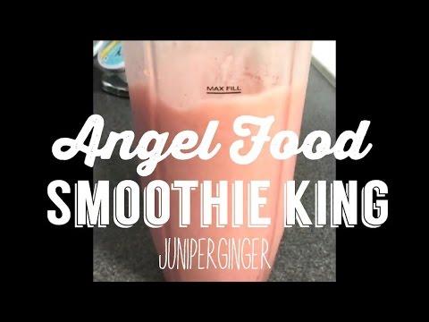 DIY Angel Food SmoothieKing! Copy Smoothies |Juniper Ginger