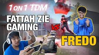FattahZie vs FREDO | TDM 1 on 1