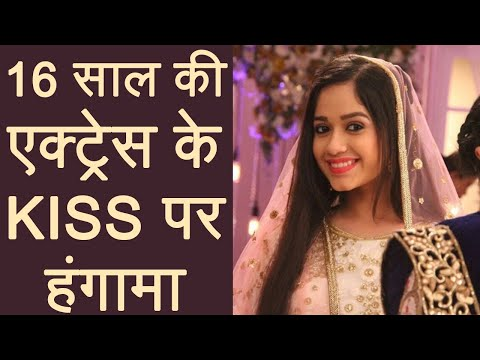 Xxx Mp4 Tu Aashiqui 39 S Actress Jannat Zubair Rahmani 39 S Mother Creates DRAMA On Her KISSING Scene FilmiBeat 3gp Sex