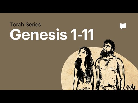 The Book of Genesis Overview - Part 1 of 2