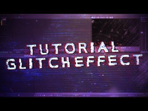 Vegas Pro 15: How To Make A Glitch Effect - Tutorial #236
