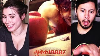 MUKKABAAZ | Trailer Reaction!