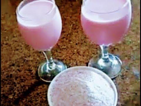 Strawberry Premix Powder And MilkShake / Instant Strawberry  Premix Recipe / Premix Recipe