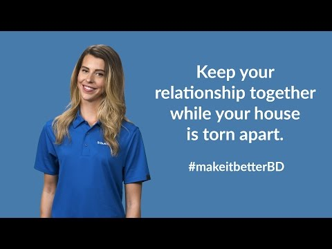 Keeping Your Relationship Together During Renovations | #makeitbetterBD