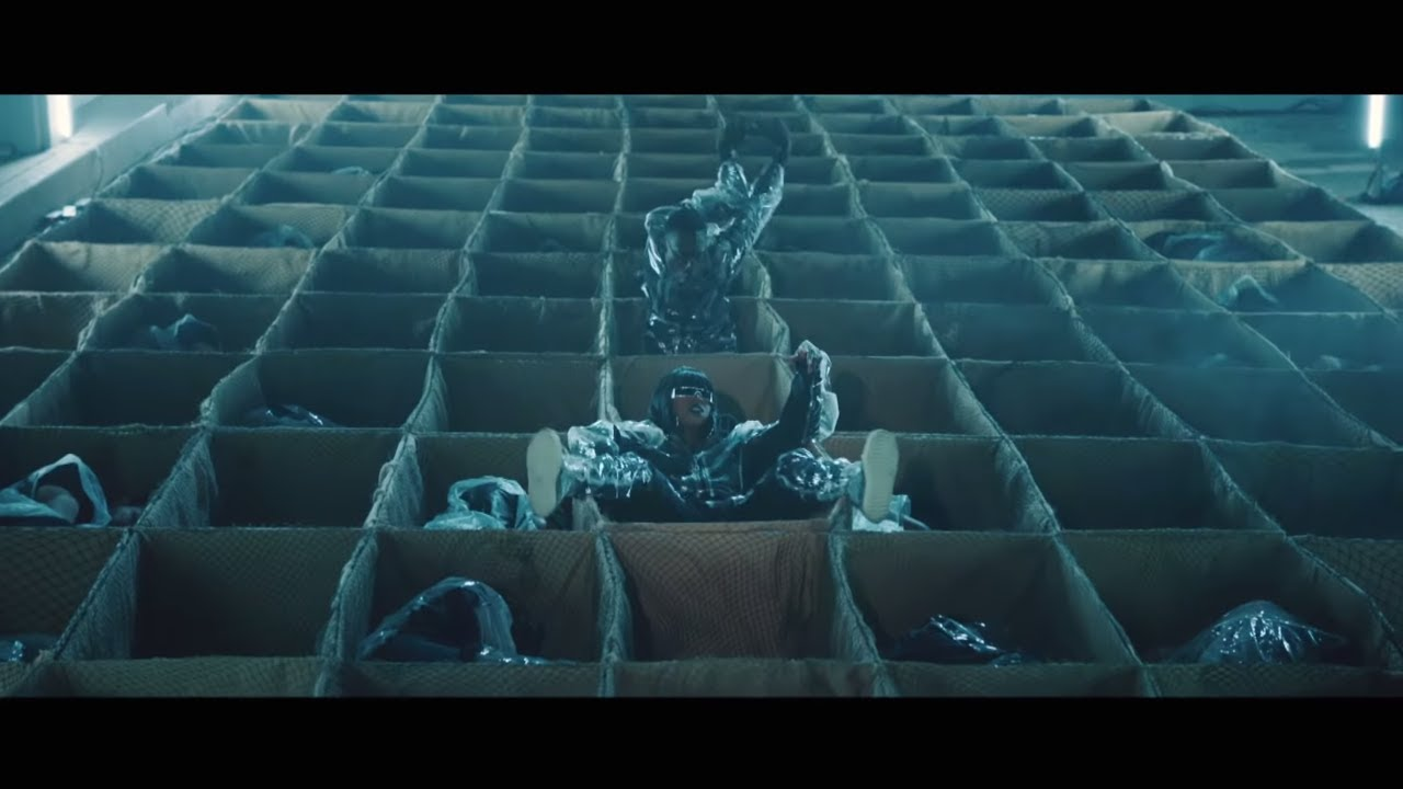 Missy Elliott - WTF (Where They From) (feat. Pharrell Williams) [Official Music Video]