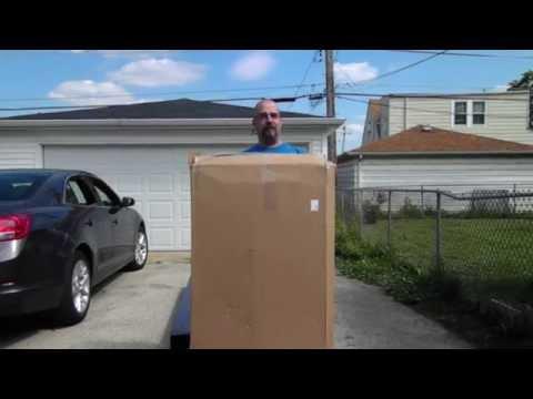 Tardis build / Cardboard