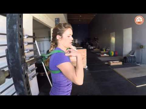 Shoulder Extension Mobilization