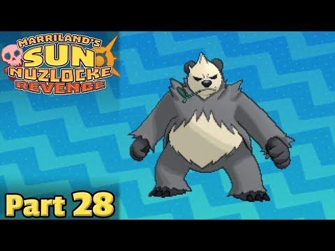 Pokémon Sun Nuzlocke Revenge, Part 28 • May 11, 2018 • TRAINING EPISODE • STREAM ARCHIVE
