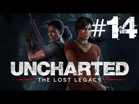 Uncharted: The Lost Legacy | Läpipeluu | Osa 14 | Siisti Aarre | Suomi/Finland/FIN