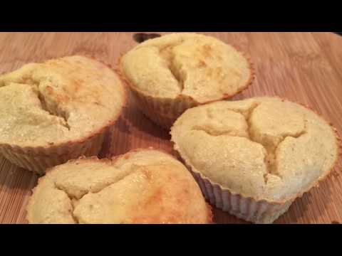 Slimming World Lemon Oat Muffins - Healthy Extra B