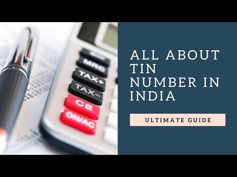 TIN Number in India : All about From Documents to Registration