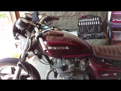 Honda CM400T Cafe Racer Build PART 1 - Overview