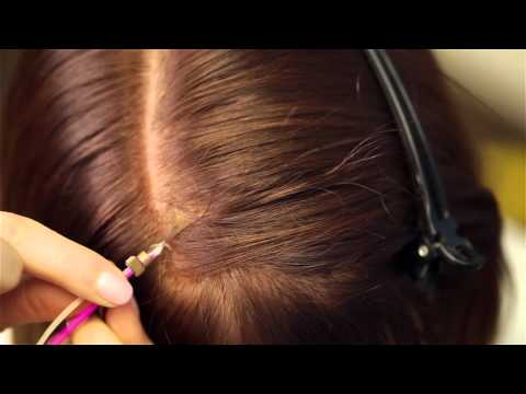 How to install Hair Feather Extension Tutorial , Hair feathers, Moonlight Feather