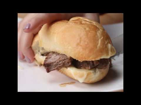 Campbell's Kitchen | Slow Cooker French Dip Sandwiches
