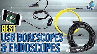 7 Best USB Borescopes & Endoscopes 2017