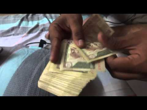 fast money counting