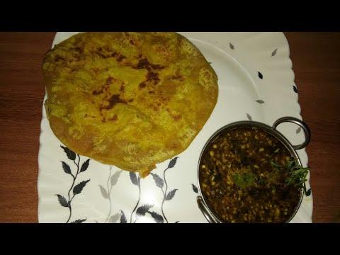 Easy puran poli ani katachi amti recipe in Hindi