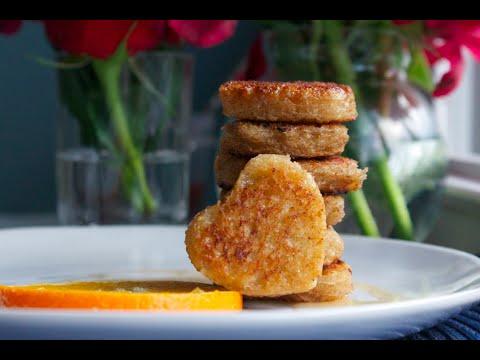 Valentine's Day Breakfast: Vanilla Citrus French Toast