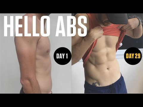 5 minute ABS & CORE workout