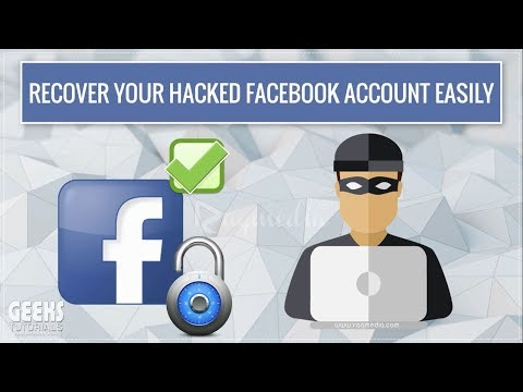 How To Recover Hacked Facebook Account Easily