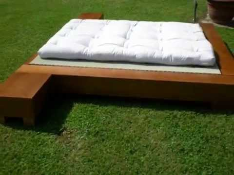 Japan bed letto giapponese futon