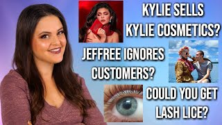 What's Up in Makeup NEWS! Kylie Sells Kylie Cosmetics? Jeffree Ignores Customers? And MORE!