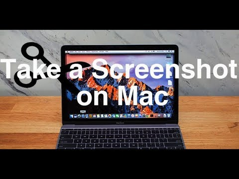How to Take a Screenshot on Macbook Pro 2018? The Simplest Toturial.