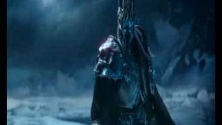 War Vs Wow Cinematic: The Lich King Wants His Warhammer Back