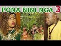 PONA NINI NGA Ep 3 Theatre Congolais Ebakata,Lava,Mosantu,Faché,Baby,Serge,Alain