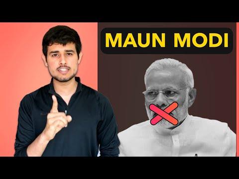 Maun Modi and Whataboutery on Unnao & Kathua | Dhruv Rathee