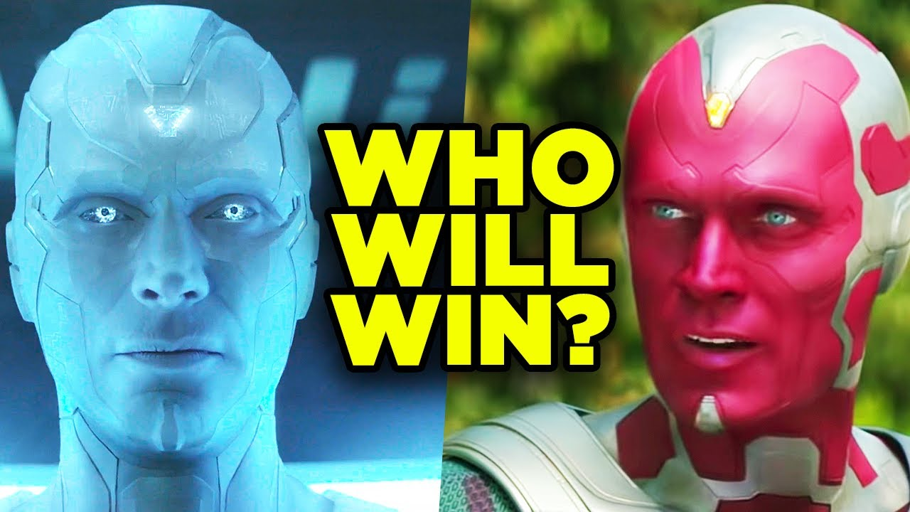 WANDAVISION Finale: How Vision Could Survive Westview (Vision vs White Vision)